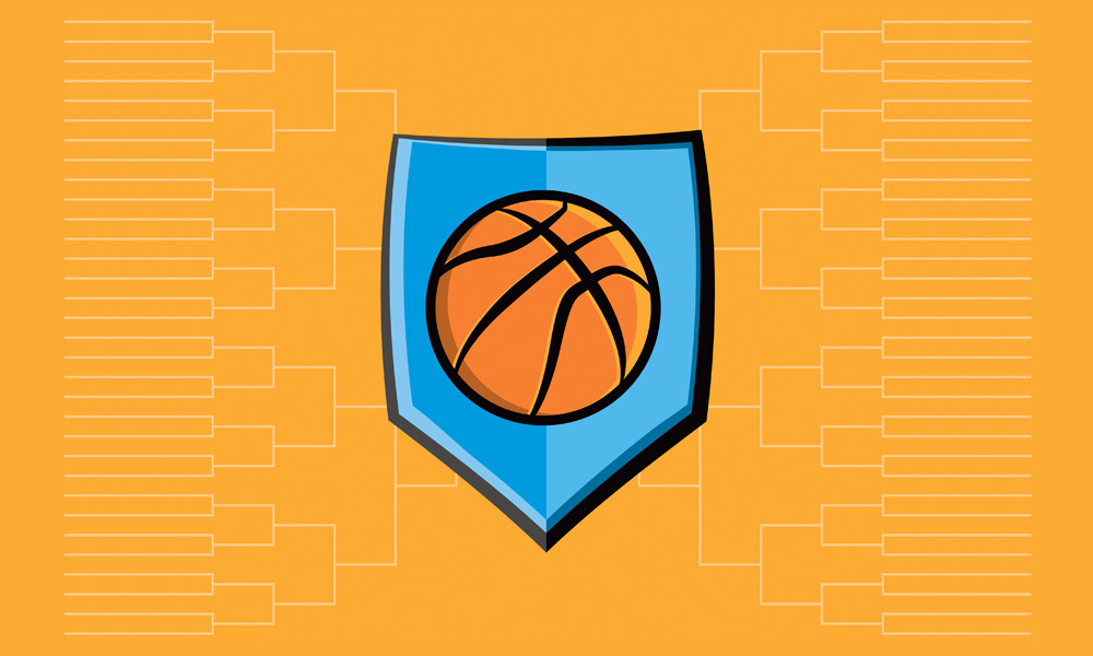 highest paid college basketball coaches, playoff bracket with basketball logo
