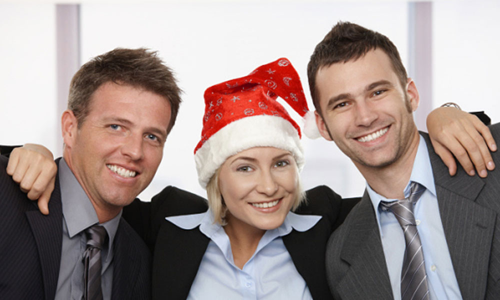 Small Business Christmas Party Ideas Part - 22: SurePayroll