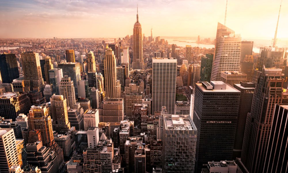 how to start a small business in New York - New York City skyline