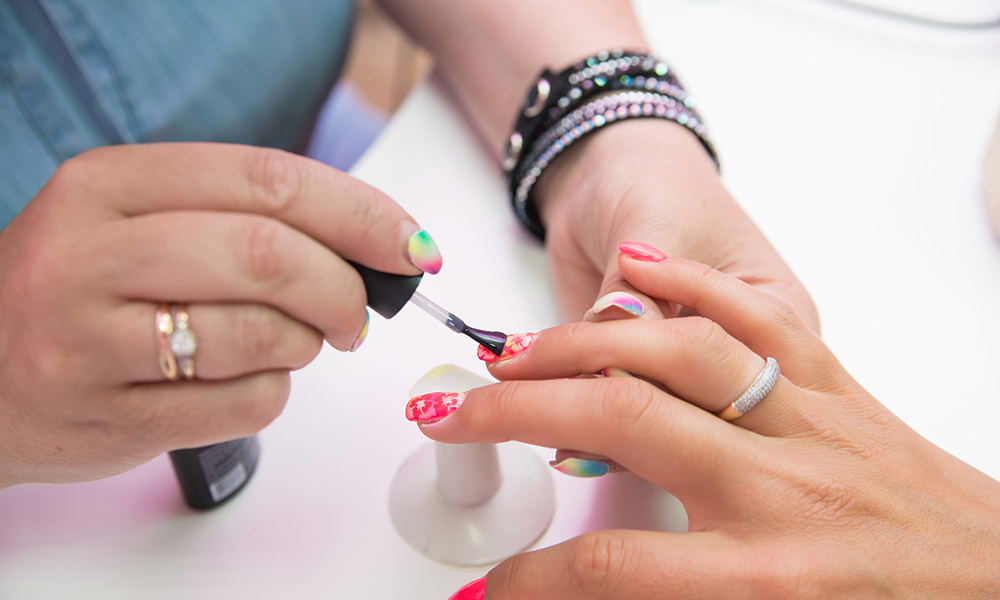 nail salon business