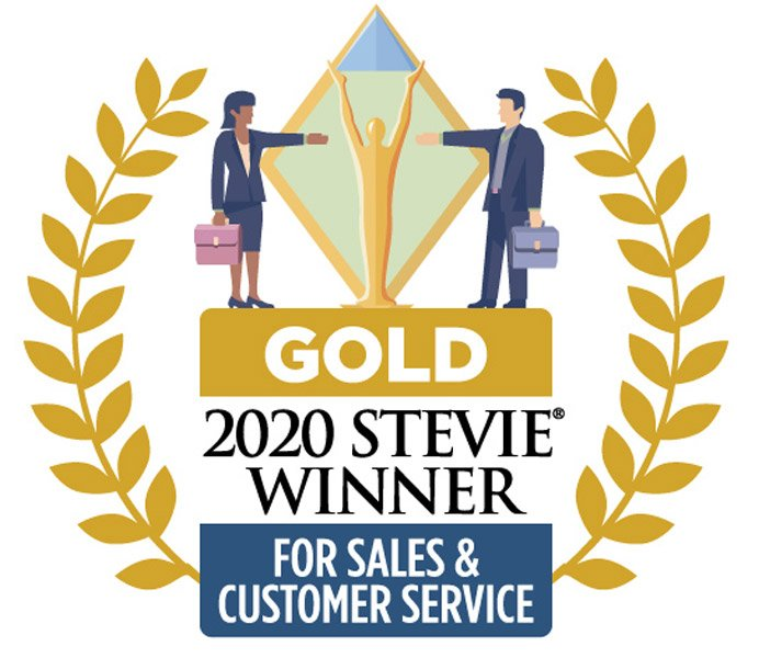 Stevies 2020 Gold