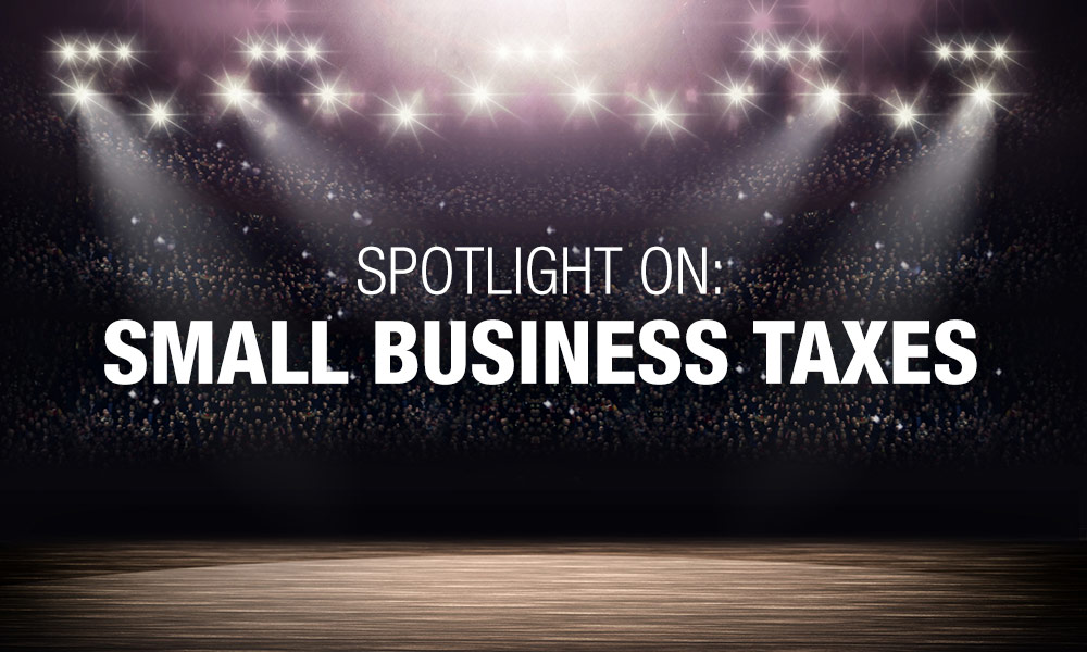 Spotlight on Small Business Taxes: Texas