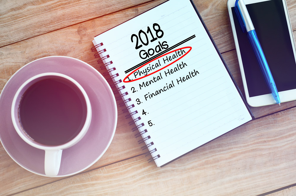 Have A Healthy New Year – Working On Your Fitness