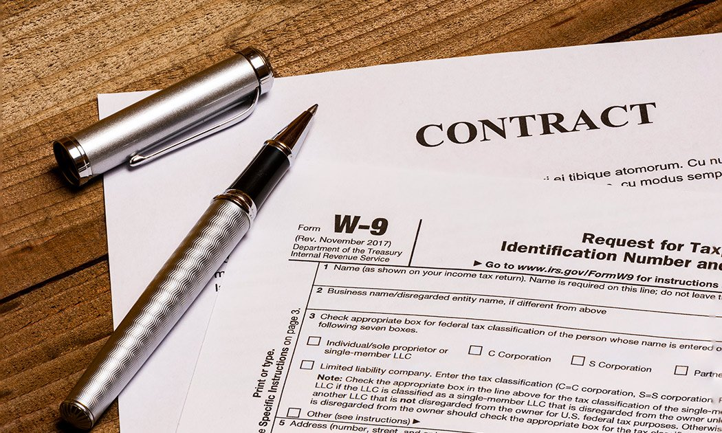 Tax Forms for Independent Contractors