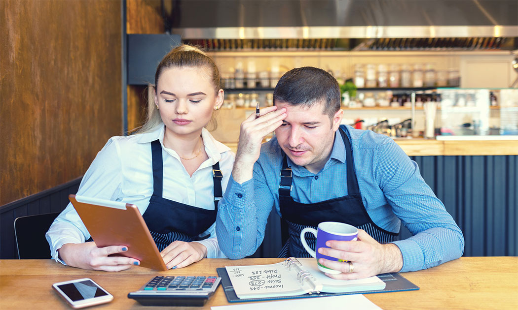 The 2020 Small Business Worry Index
