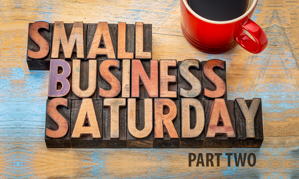 Good Things Come in Small Packages – Preparing for Small Business Saturday